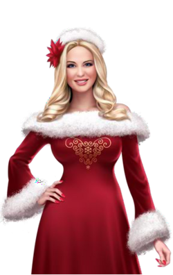 Portrait full Mrs. Claus (2016)