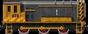 NS Class 600