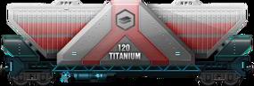 PF Titanium 120