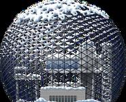 Snowy Biosphère