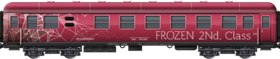 Frozen Red 2nd class
