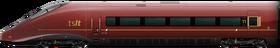 NTV AGV Tail