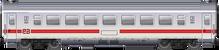 Old DB InterCity Class 2