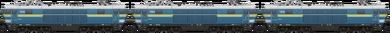 SNCB Class 16 Triple