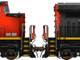 9-44CW Freight Brute