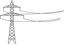 Electricity Pylon (1-2)