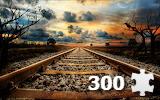 Puzzle-Empty Rail