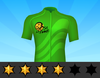 Achievement Green Jersey IV