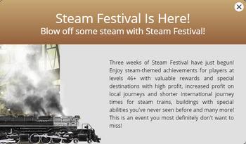 Banner SteamFestival