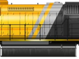 Reliable SD40-2 Gold