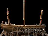 Ship Skeleton