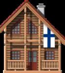 Finnish Summerhouse