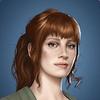 Portrait small Lara (2020)