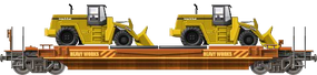 Snow Plow Carrier