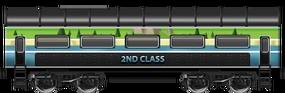 Steamer 2nd Class