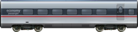 CRH400 Economy