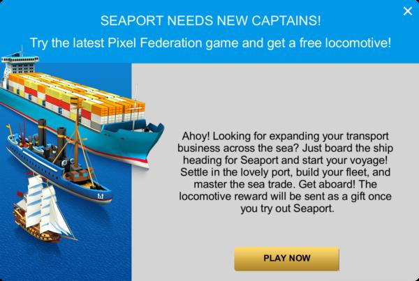 Announcement Seaport