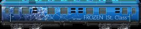 Frozen Blue 1st class
