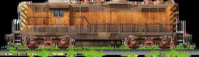 Rusty GP7