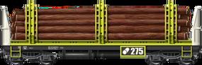 Captrain Wood