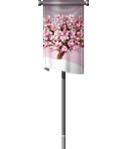 Cherry Flag