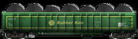 Sapphire Rubber