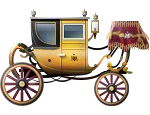Monarch's Carriage