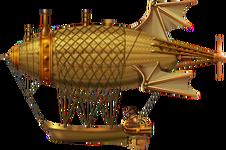 Steam Airship