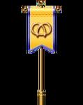 Pretzel Flag
