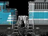 SD40 CMQ Double