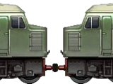 BR Class 46 Double