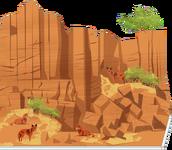 Dingo Cliffs