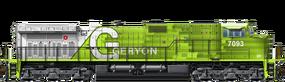 Geryon 9-44CW