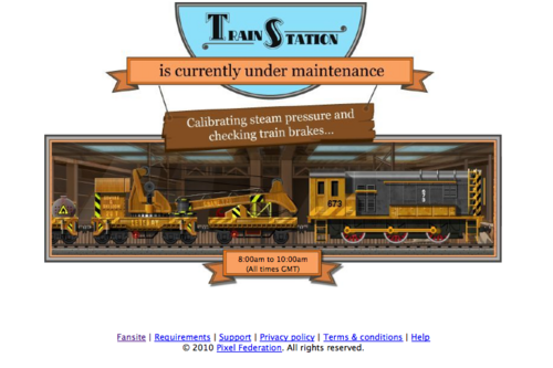 TrainStation Wiki