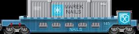 Nail Well Car