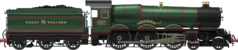 Old GWR Class King