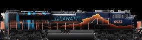 Gigawatt SD70