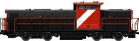 NS 6400 Red