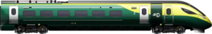 Old GWR Super Express