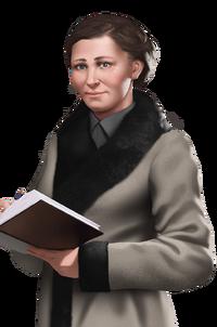 Portrait full Svetlana