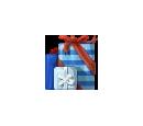 Present Pile (Blue)