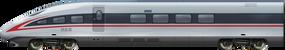 CRH400 Tail