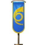 Messenger flag