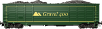 Sapphire Gravel