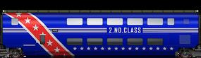 Saratoga 2nd class