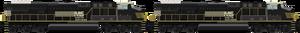 Old GE ES40DC Double