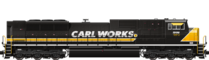 SD 90 Carlworks