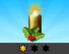 Achievement Gold Candle I