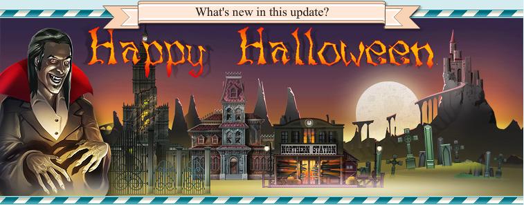 Banner Halloween 2013