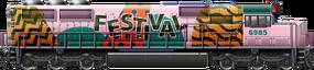 Festival SD60E